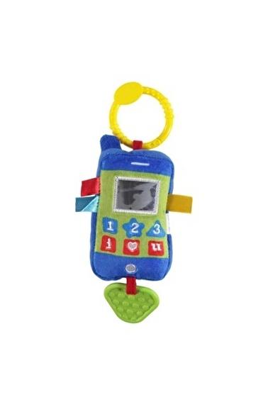 Babycim Babycim Bebeğimin İlk Telefonu Diş Kaşıyıcı Mavi